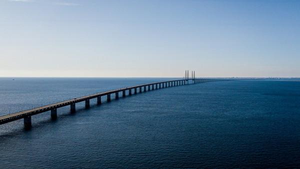 Най-бързата връзка в Европа: Инженерно чудо свързва Дания и Швеция само за 15 минути