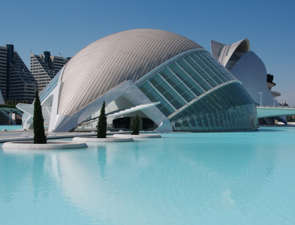 Смелите европейски мечти на Валенсия - град от бъдещето