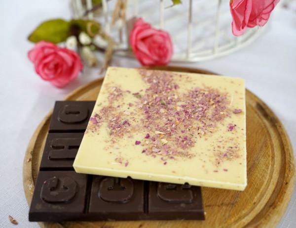 Когато розата срещне шоколада - рецепта за успех и вдъхновение от две предприемчиви момичета