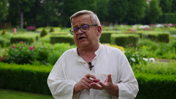 Градина на сетивата за незрящи деца в Полша