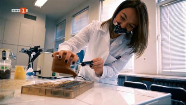Как българска фабрика изобрети дезодоранти за...ядене